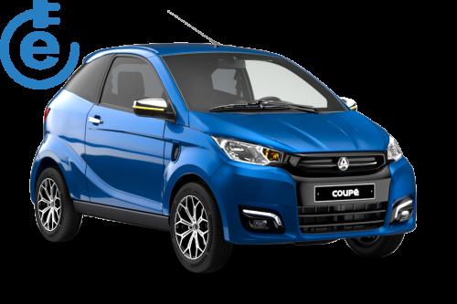 AIXAM Mopedbil e Coupé Premium